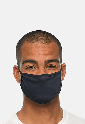 FACE MASK - Pack of 10 BLACK  (Pack of 10) front