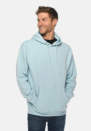 Premium Pullover Hoodie BLUE MIST front