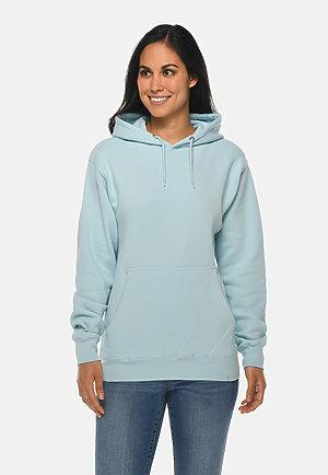 Premium Pullover Hoodie BLUE MIST frontw
