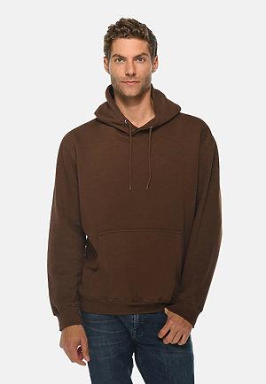 Premium Pullover Hoodie CHESTNUT front