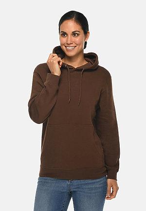 Premium Pullover Hoodie CHESTNUT frontw
