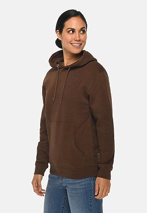 Premium Pullover Hoodie CHESTNUT sidew