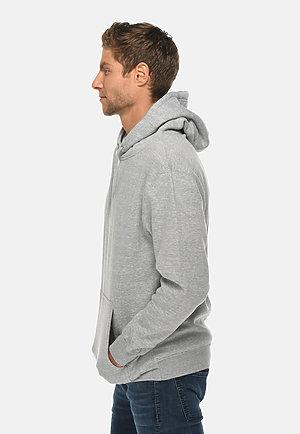 Premium Pullover Hoodie HEATHER GREY side