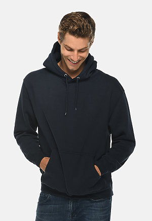 Premium Pullover Hoodie NAVY BLUE front