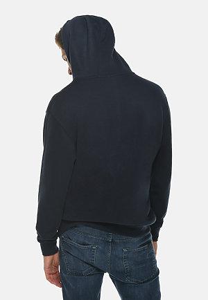 Premium Pullover Hoodie NAVY BLUE back