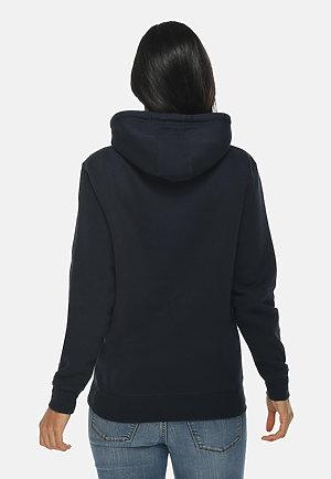 Premium Pullover Hoodie NAVY BLUE backw