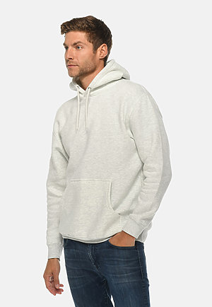 Premium Pullover Hoodie OATMEAL HEATHER side