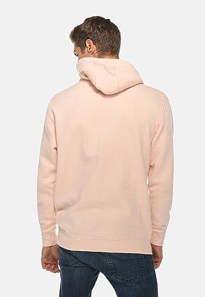 Premium Pullover Hoodie PALE PINK back