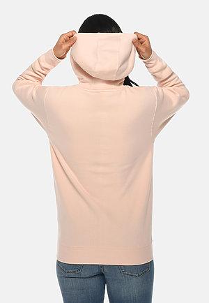Premium Pullover Hoodie PALE PINK backw