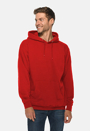 Premium Pullover Hoodie RED front