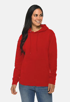 Premium Pullover Hoodie RED frontw