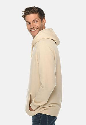Premium Pullover Hoodie SANDSHELL side