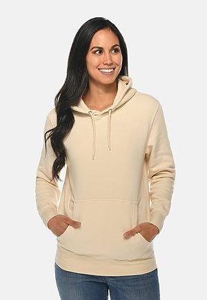 Premium Pullover Hoodie SANDSHELL frontw