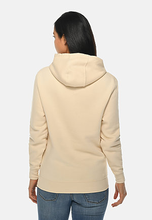 Premium Pullover Hoodie SANDSHELL backw