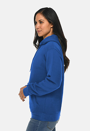 Premium Pullover Hoodie TRUE ROYAL sidew