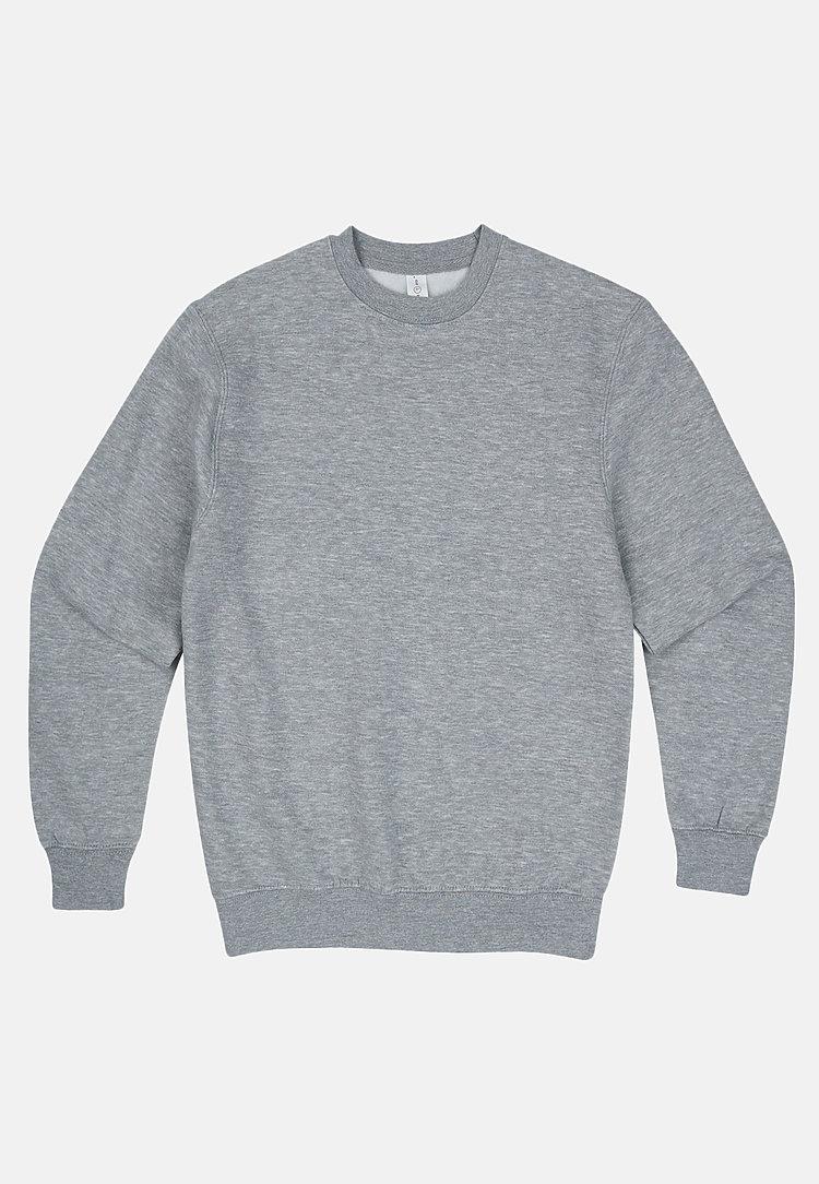 Premium Crewneck Sweatshirt  flat