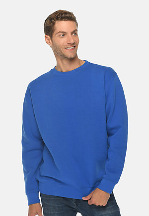 Premium Crewneck Sweatshirt TRUE ROYAL front