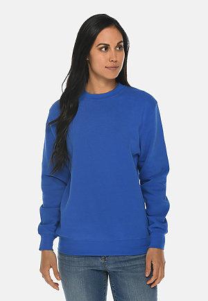 Premium Crewneck Sweatshirt TRUE ROYAL frontw