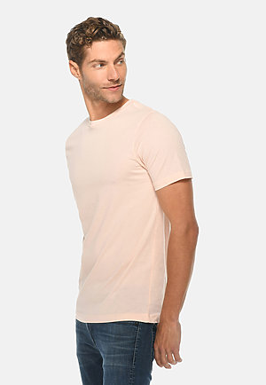 Deluxe Tee PALE PINK side