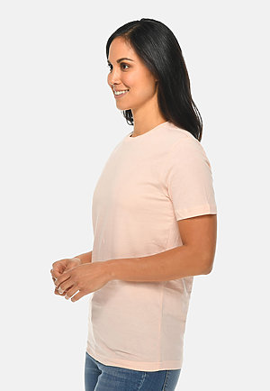 Deluxe Tee PALE PINK sidew