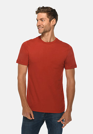 Deluxe Tee PAPRIKA front