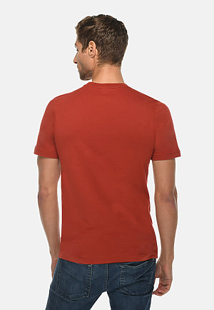 Deluxe Tee PAPRIKA back