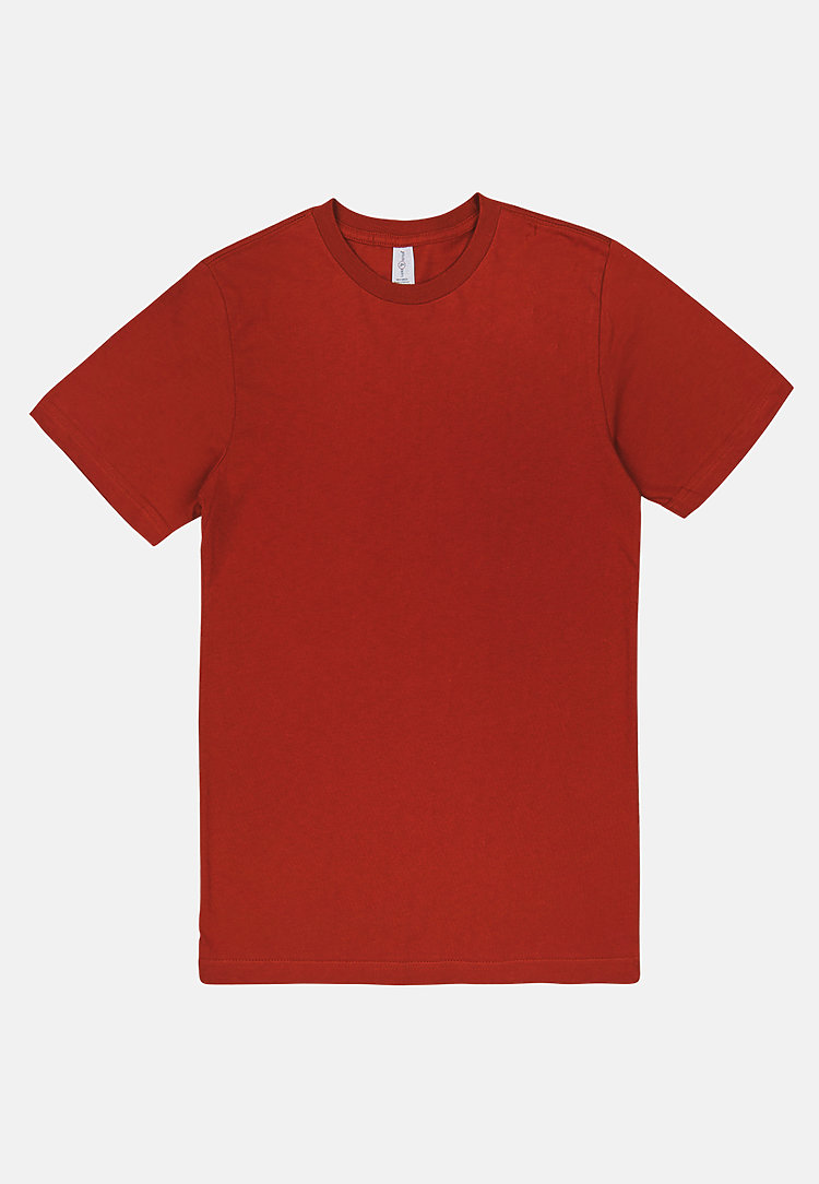Deluxe Tee PAPRIKA flat
