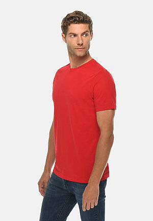 Deluxe Tee RED side