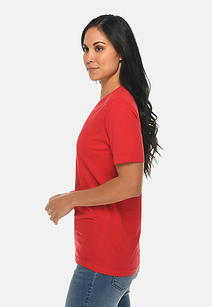 Deluxe Tee RED sidew
