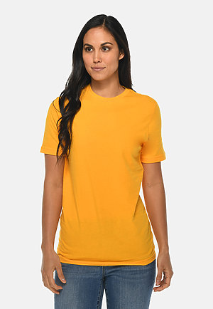 Deluxe Tee TAXI GOLD frontw