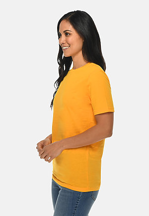 Deluxe Tee TAXI GOLD sidew