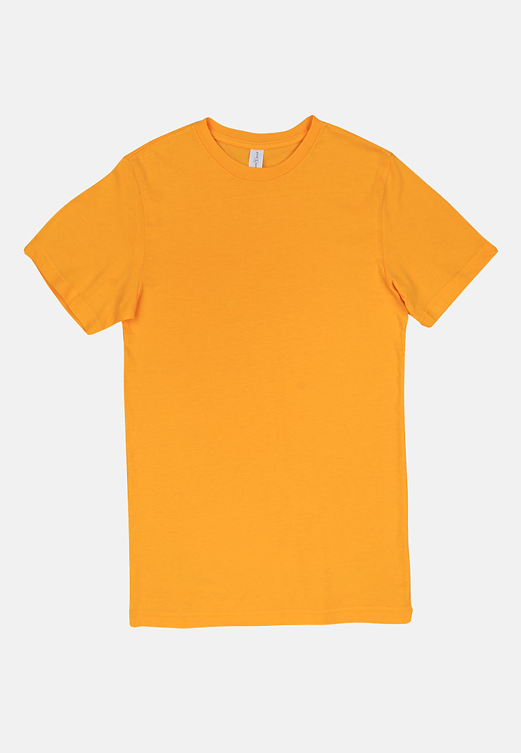 Deluxe Tee TAXI GOLD flat