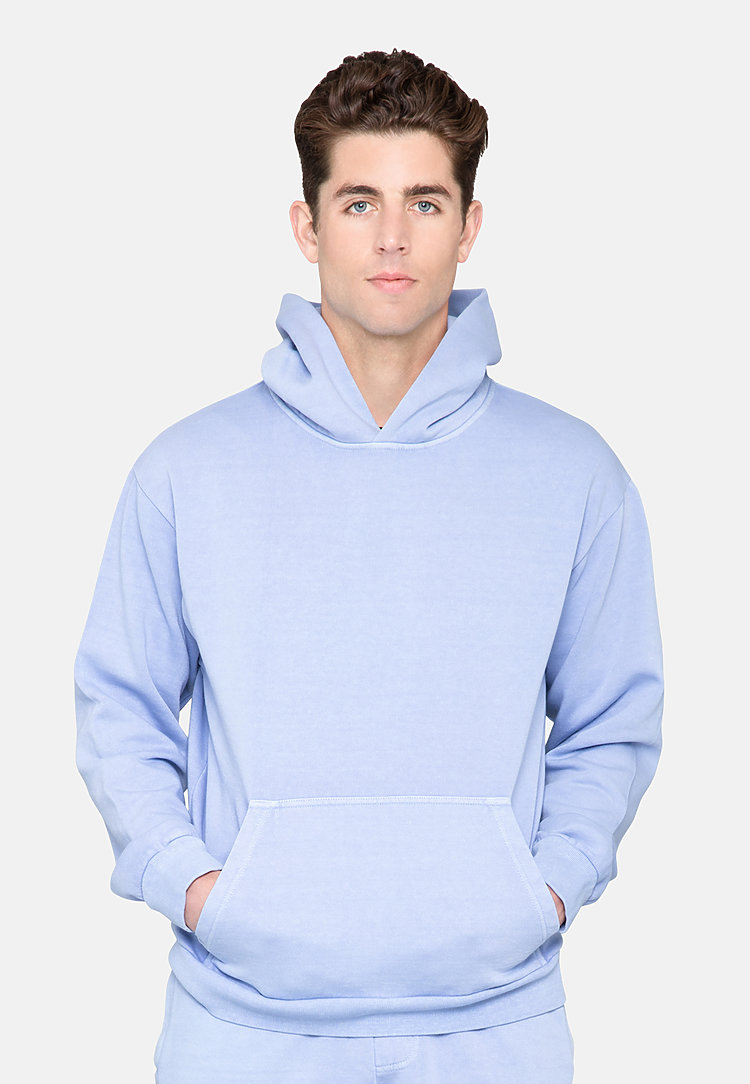 Urban Pullover Hoodie GRAPE ICE front