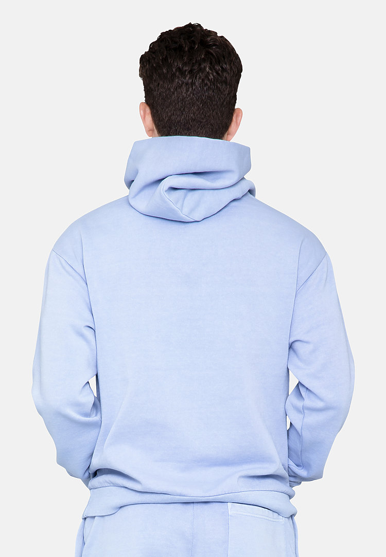 Urban Pullover Hoodie GRAPE ICE frontw
