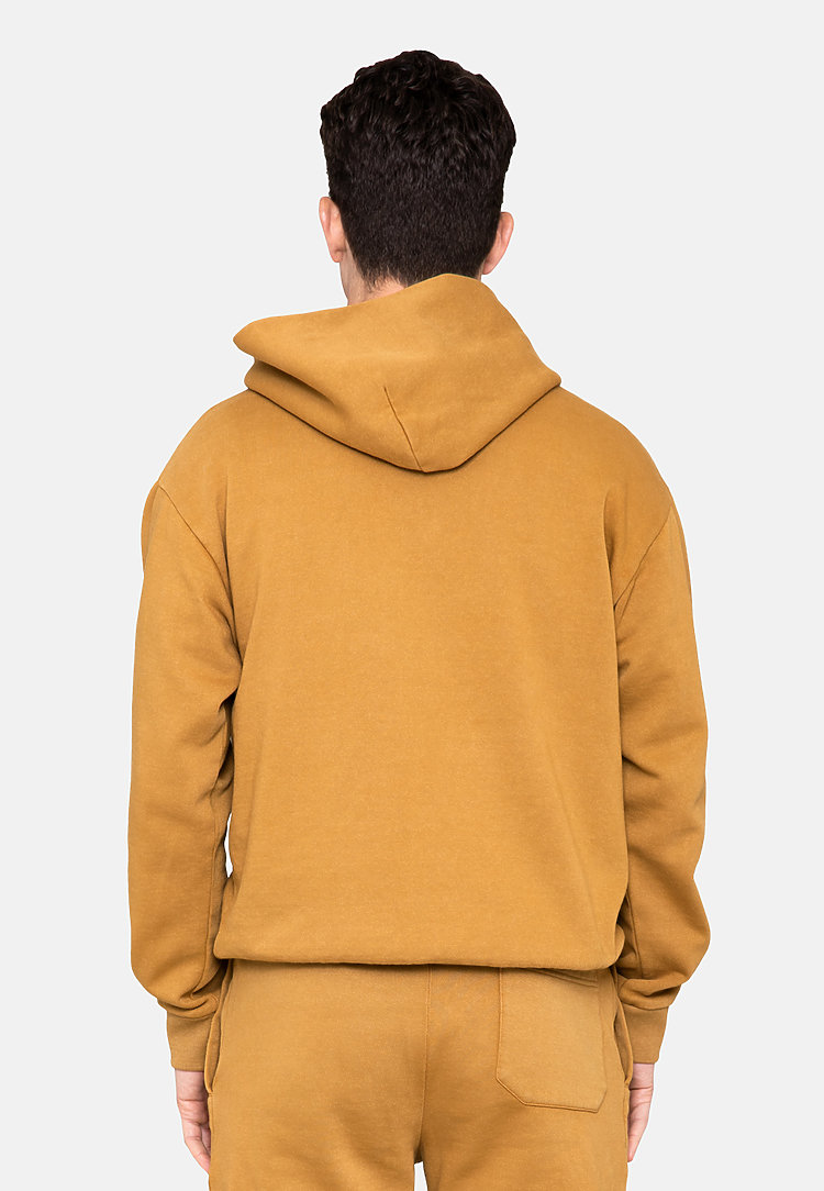 Urban Pullover Hoodie PEANUT BUTTER frontw