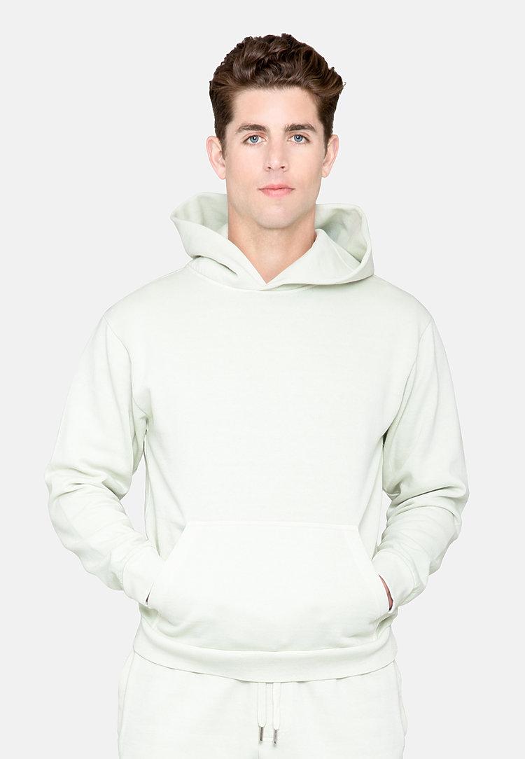 Urban Pullover Hoodie PISTACHIO front