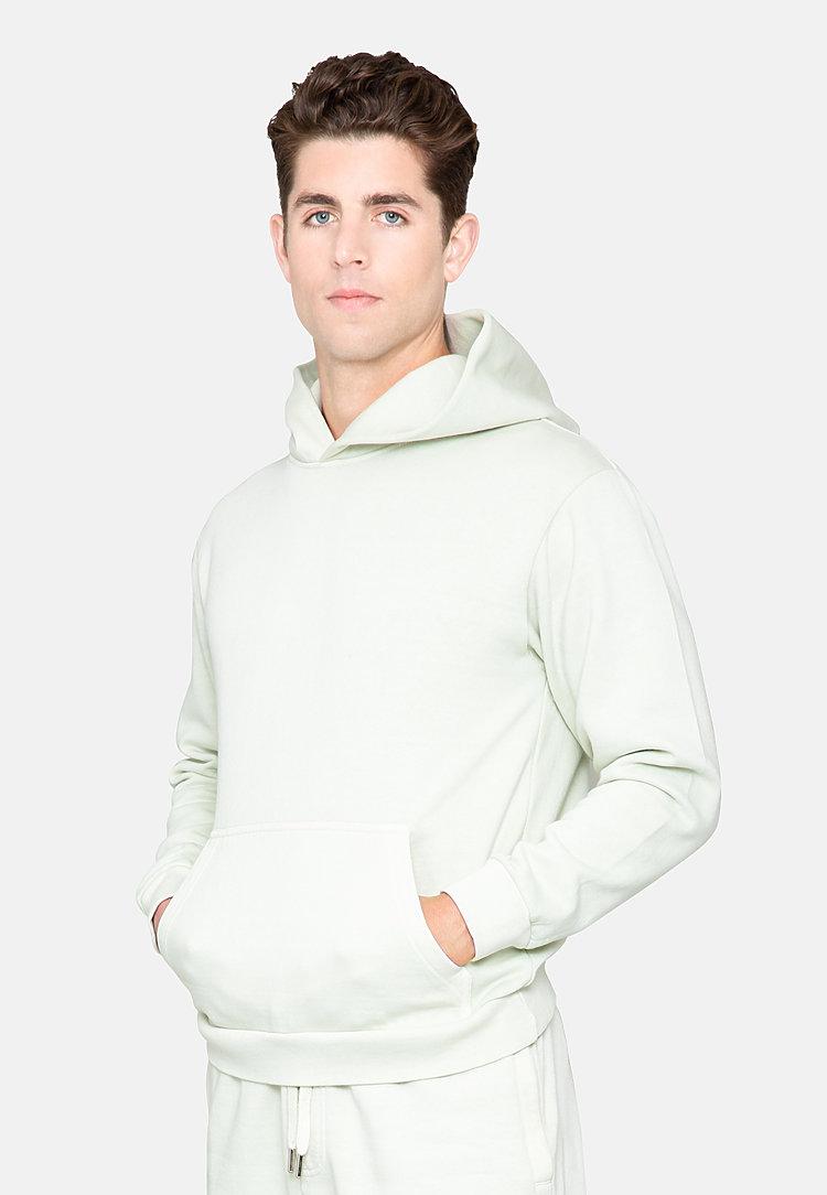 Urban Pullover Hoodie PISTACHIO side