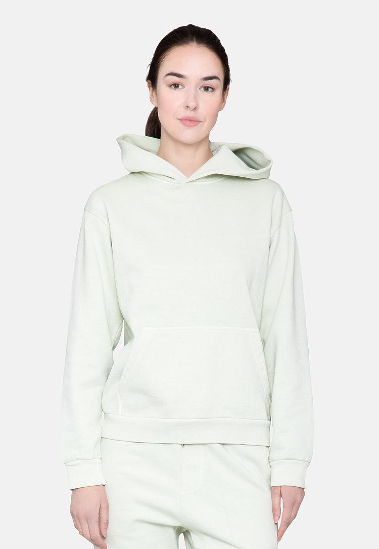 Urban Pullover Hoodie PISTACHIO frontw