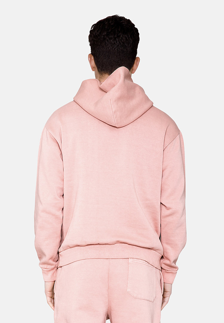 Urban Pullover Hoodie SALMON frontw
