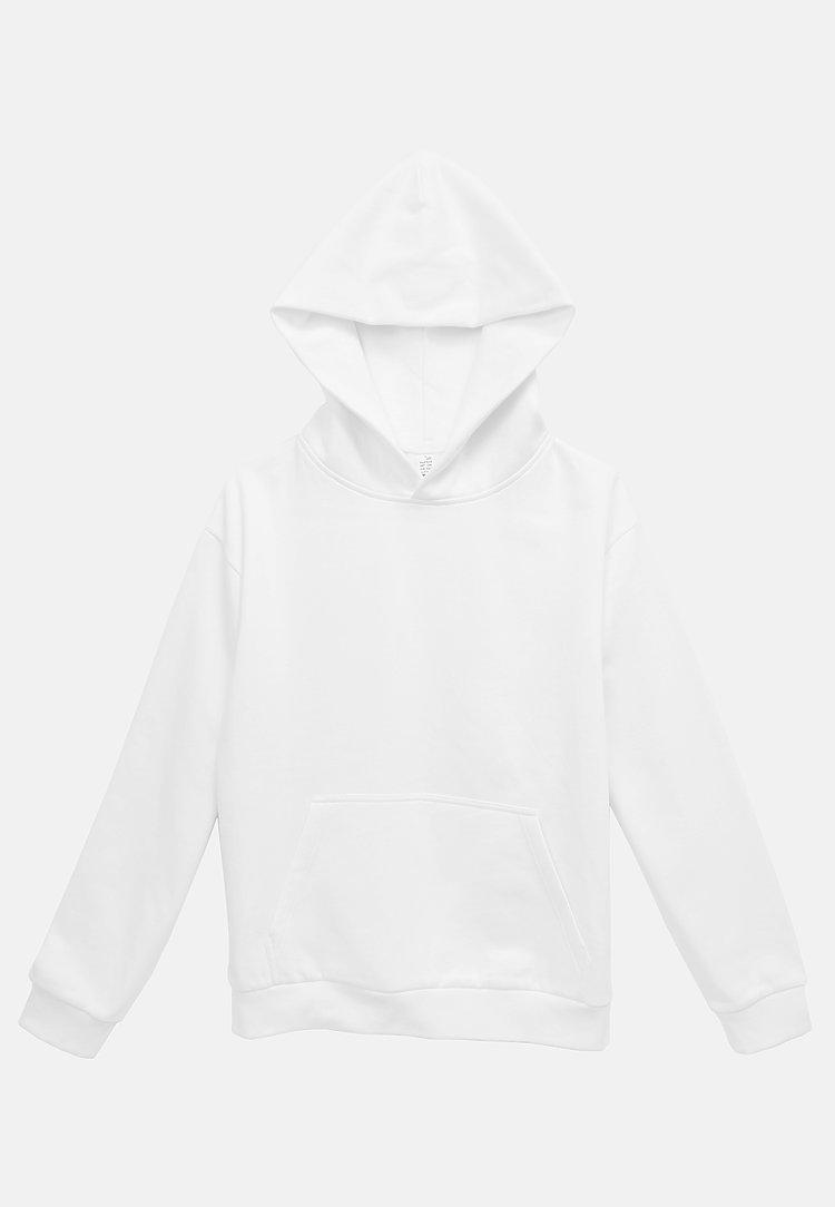 Urban Pullover Hoodie WHITE alt2