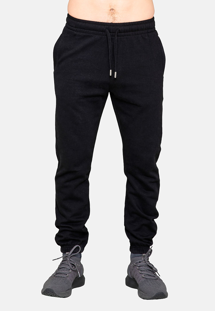 Urban Sweatpants BLACK front