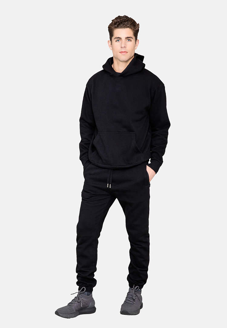 Urban Sweatpants BLACK side