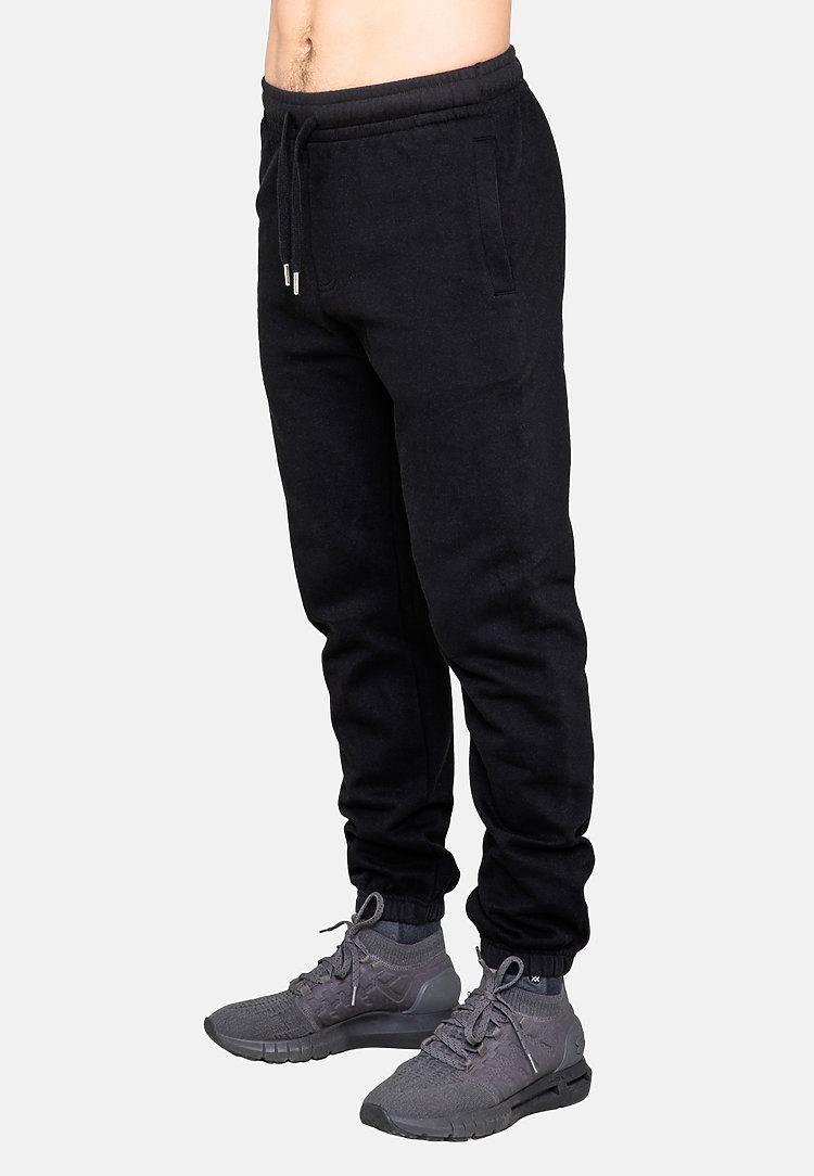 Urban Sweatpants BLACK back