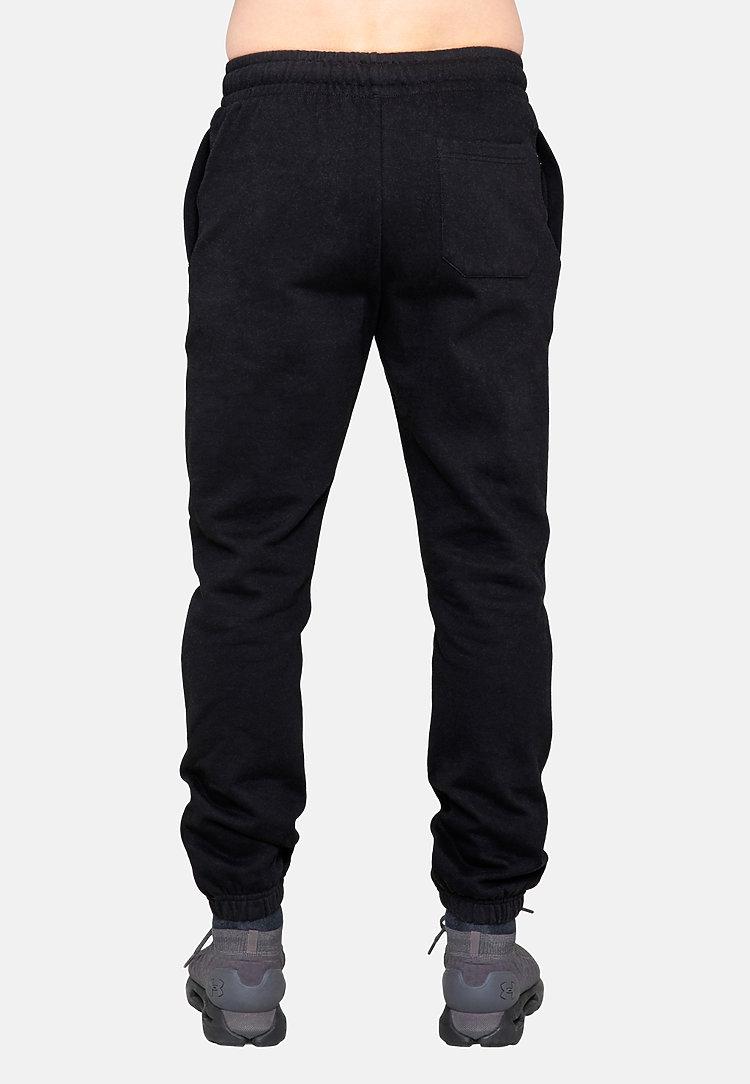 Urban Sweatpants BLACK frontw