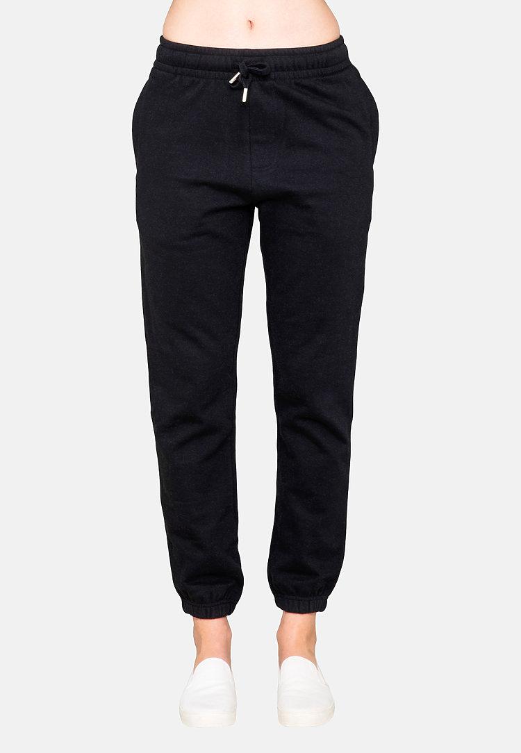 Urban Sweatpants BLACK sidew