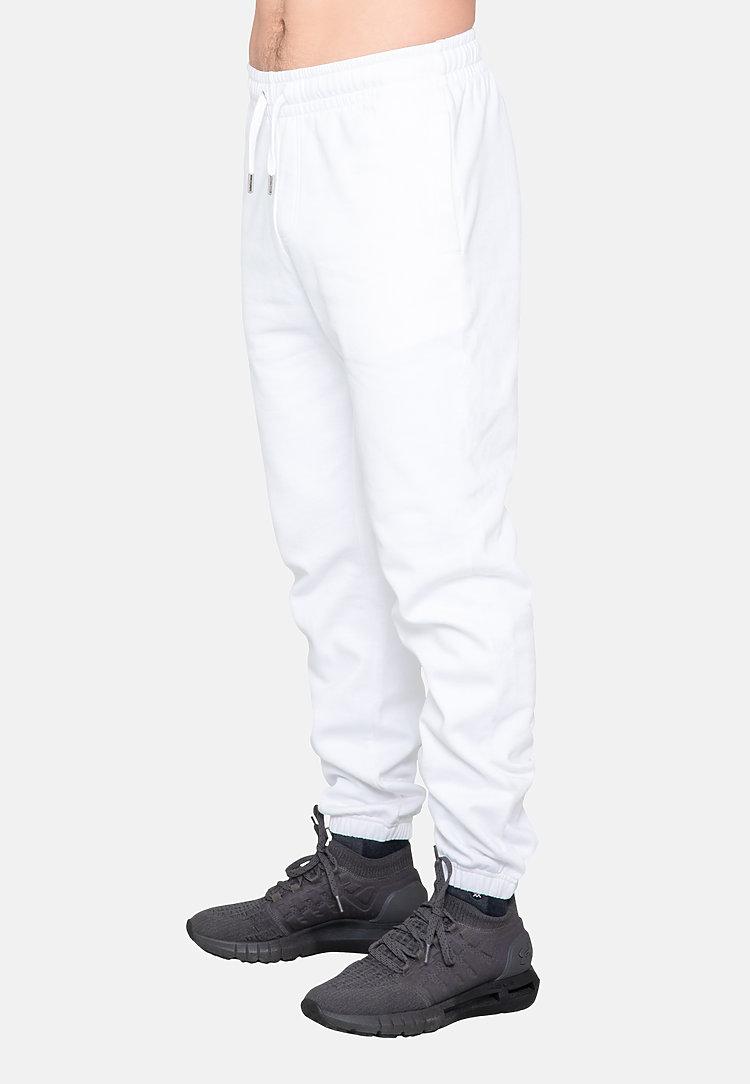 Urban Sweatpants WHITE back
