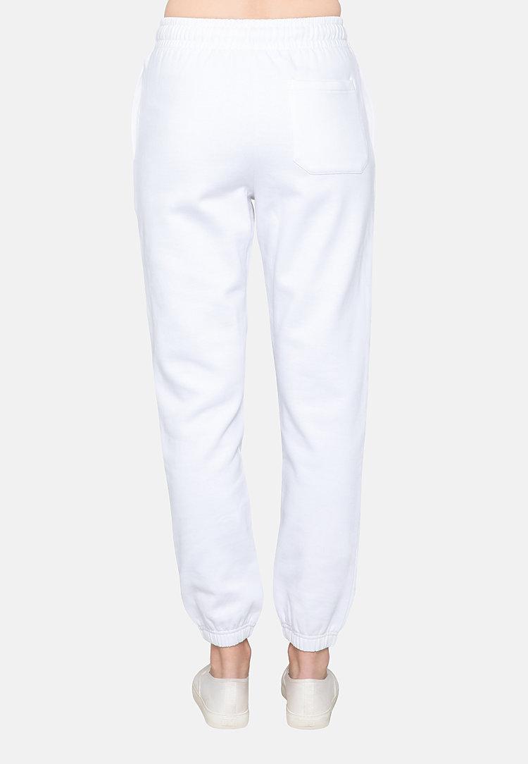 Urban Sweatpants WHITE flat