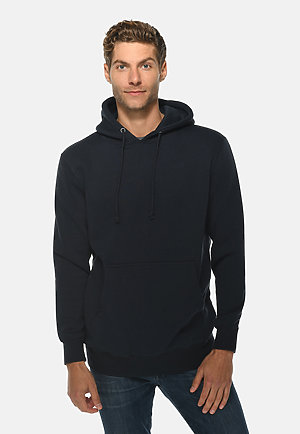 Heavyweight Hoodie NAVY BLUE front