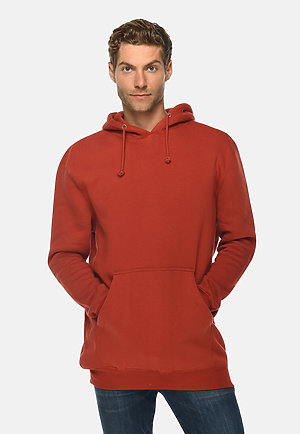 Heavyweight Hoodie PAPRIKA front