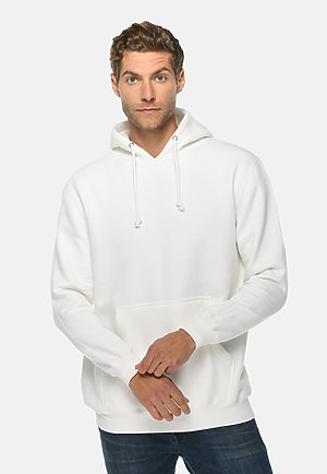 Heavyweight Hoodie WHITE front